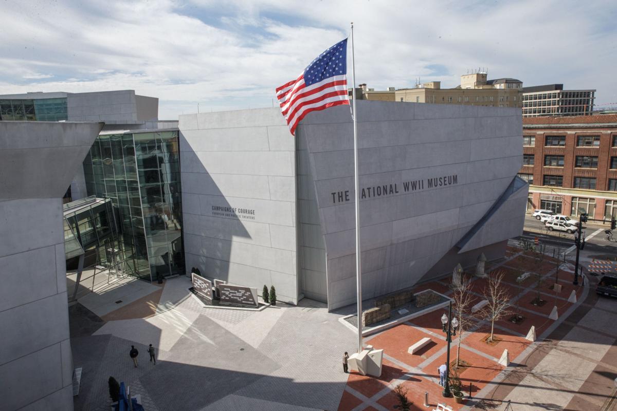 WWII museum weekend
