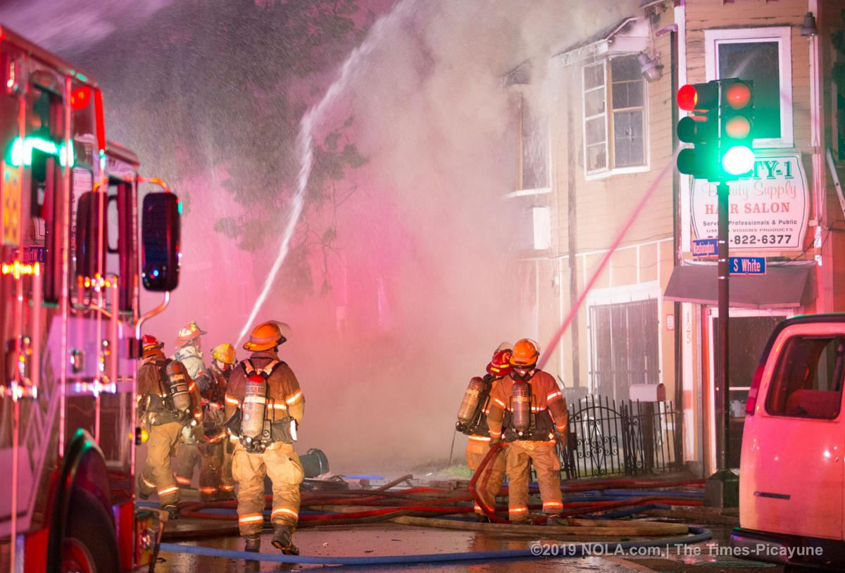 Broadmoor fire