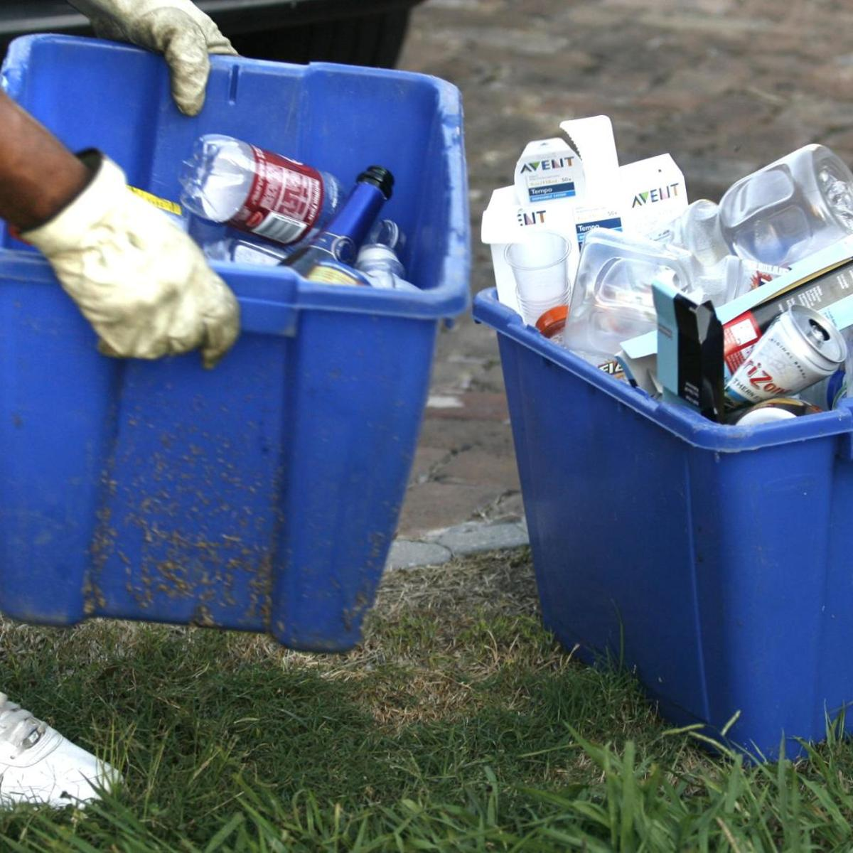 Largest Recycler In New Orleans Area Won T Take Household Discards Anymore Business News Nola Com