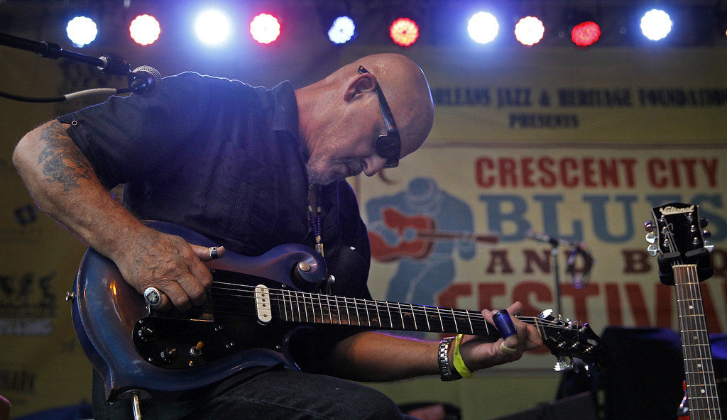 Taj Mahal, Jon Cleary to headline Crescent City Blues and BBQ Festival