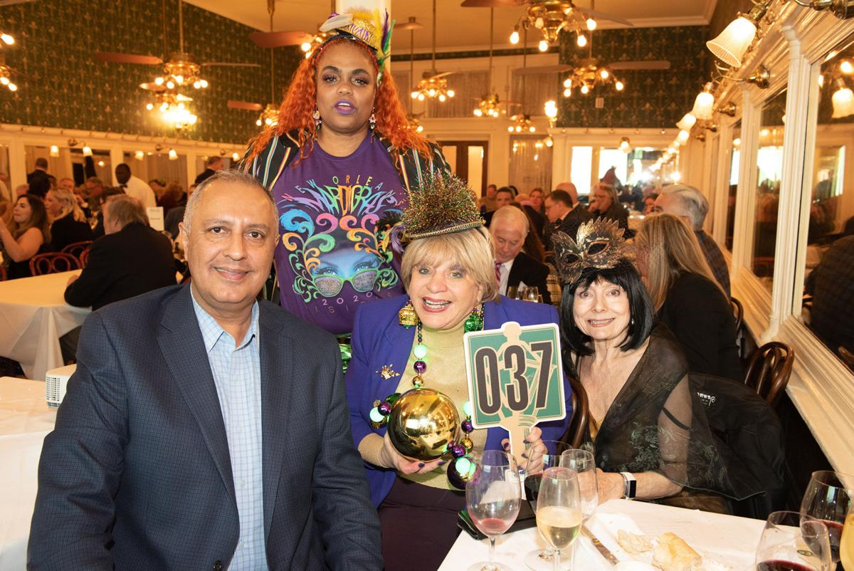 Mardi Gras Table Audtion 1 January 27, 2020