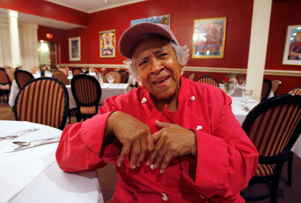 Leah Chase, the queen of Creole cooking, taught New Orleans to have faith in the future