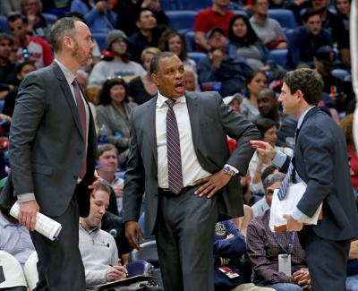 Sacramento Kings at New Orleans Pelicans, March 28, 2019
