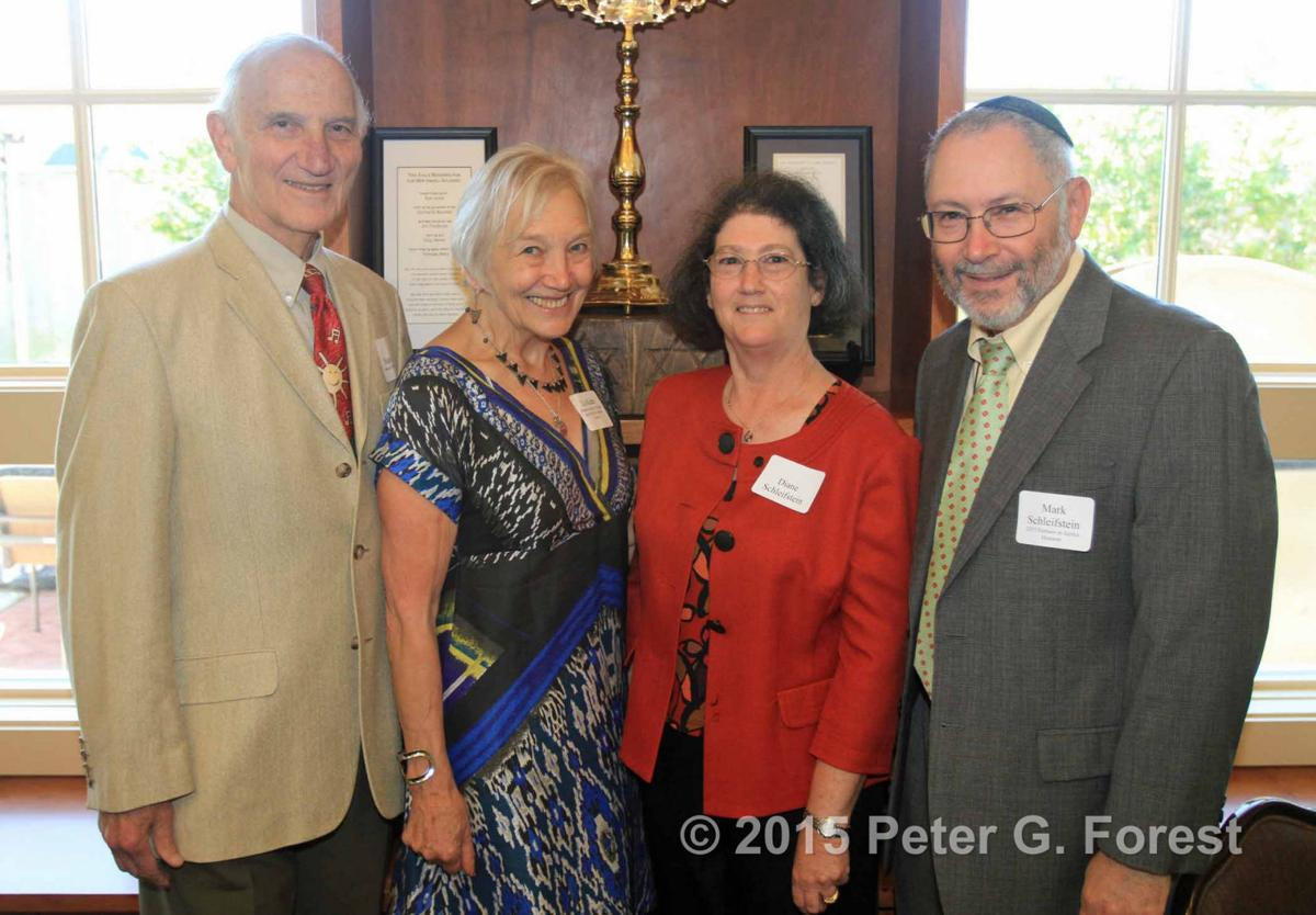 Mark Schleifstein and Sandy Rosenthal honored with Partners in Justice Awards for dedication to protecting New Orleans