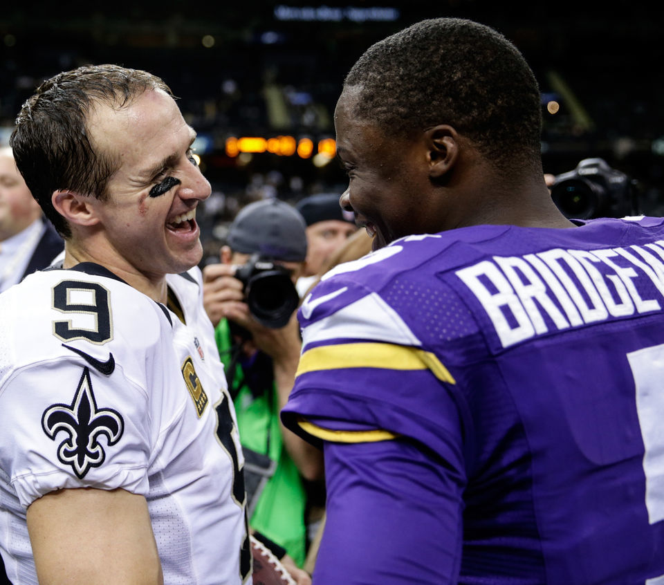 Feet on the ground, happy and healthy, Teddy Bridgewater returns to where his career veered off course