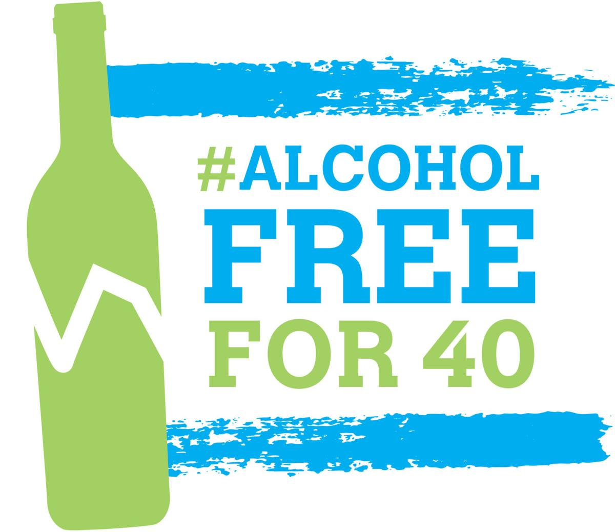 Sleeping tips, mocktail recipes for the Alcohol Free for 40 challenge check-in