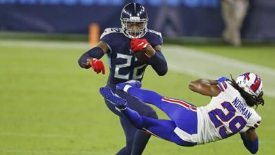 Derrick Henry, Tennessee Titans set to face Buffalo Bills