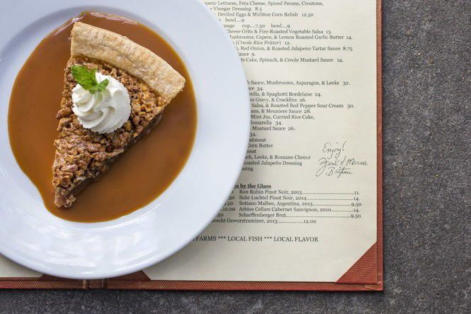 Thanksgiving to-go: Chef Frank Brigtsen wants to make your Thanksgiving pie