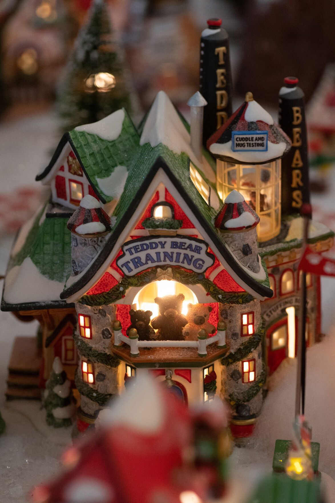 Christmas Village 34 December 18,2020