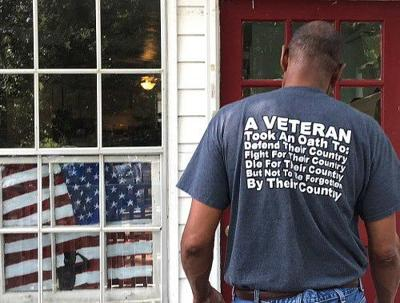 Many veterans need legal help but can't afford it | Letter