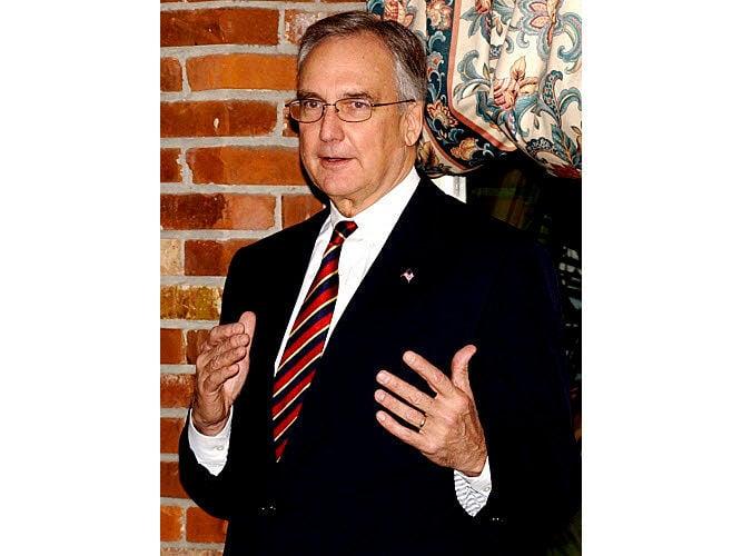 Bob Livingston, former Louisiana congressman, to publish political memoir