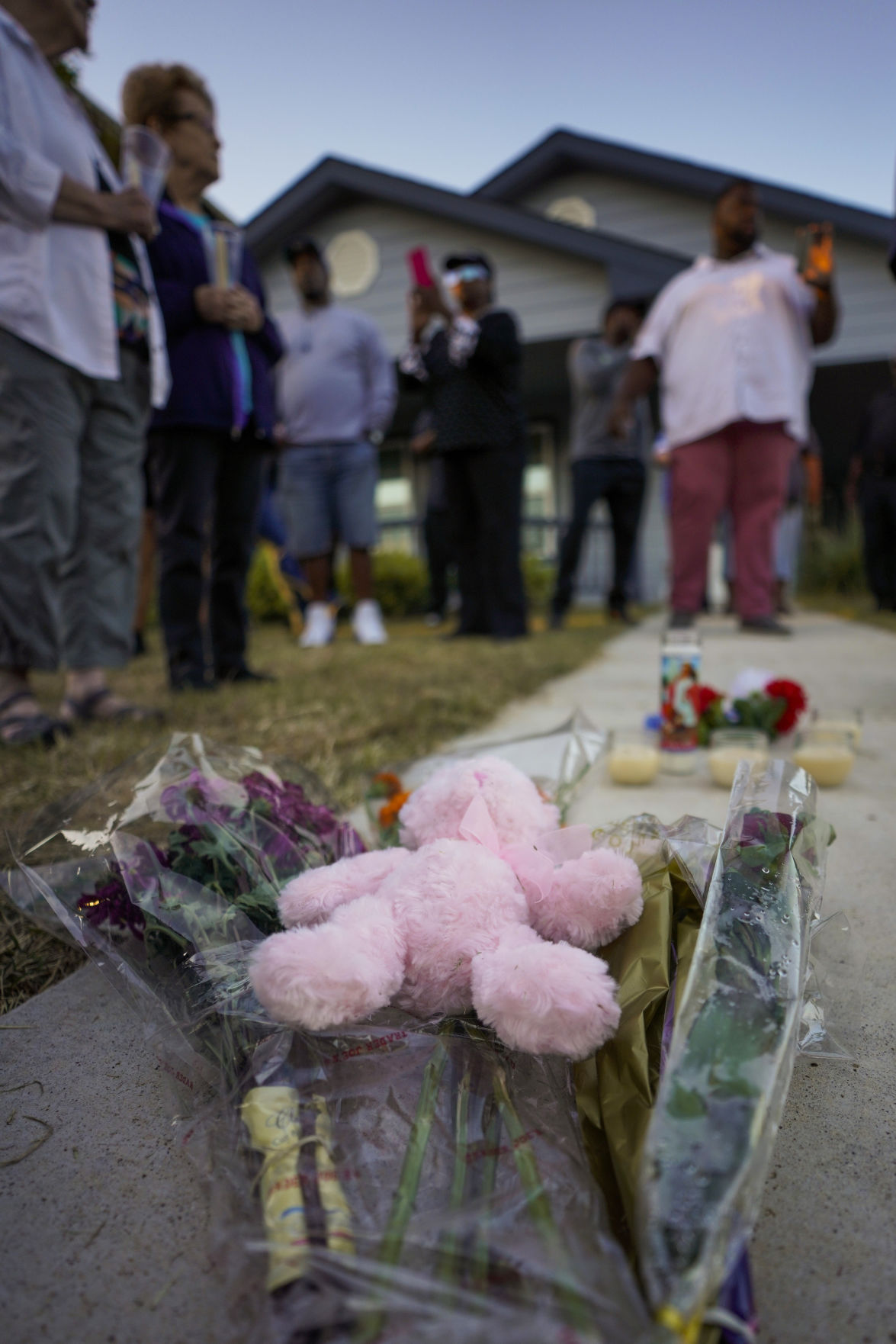 Police Shooting in Home Texas