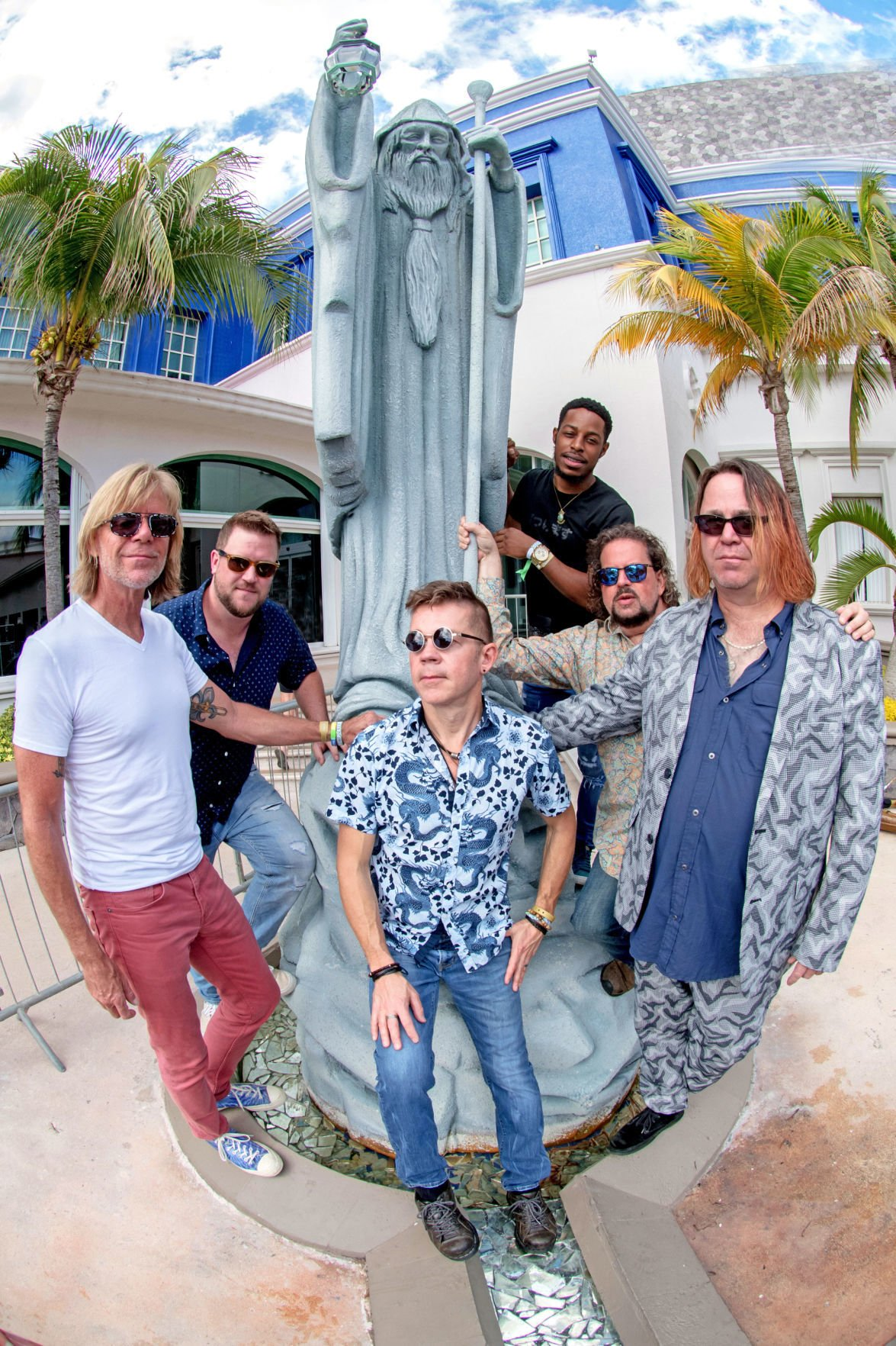 Bonerama gets the Led out on new album of brass-funk