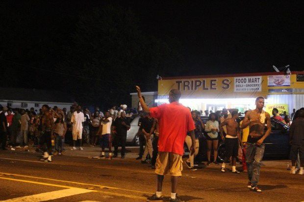 Alton Sterling shooting: Images from Baton Rouge the week after