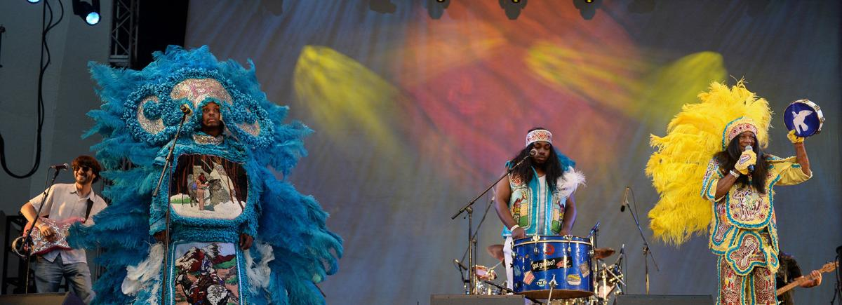 Mardi Gras Indians set 2015 'Super Sunday' date and route for New Orleans procession