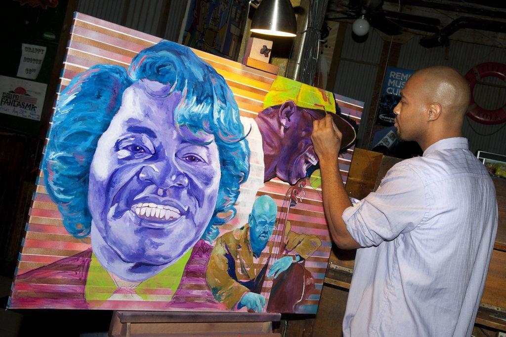 DJ Soul Sister's Birthday Jam pays tribute to James Brown