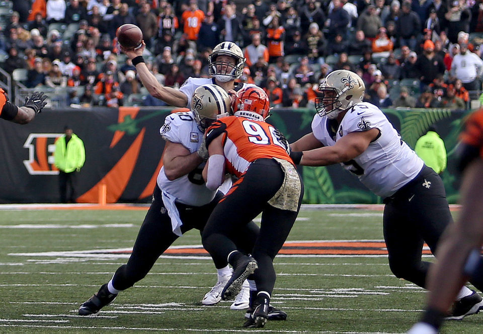 8 takeaways from the Saints' 51-14 win against the Bengals