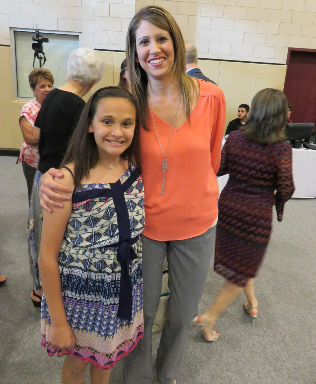 St. Bernard school system honors its stars at recent banquet