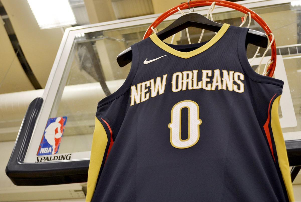 Bold Changes Sort Of Pelicans Unveil New Uniforms For Next