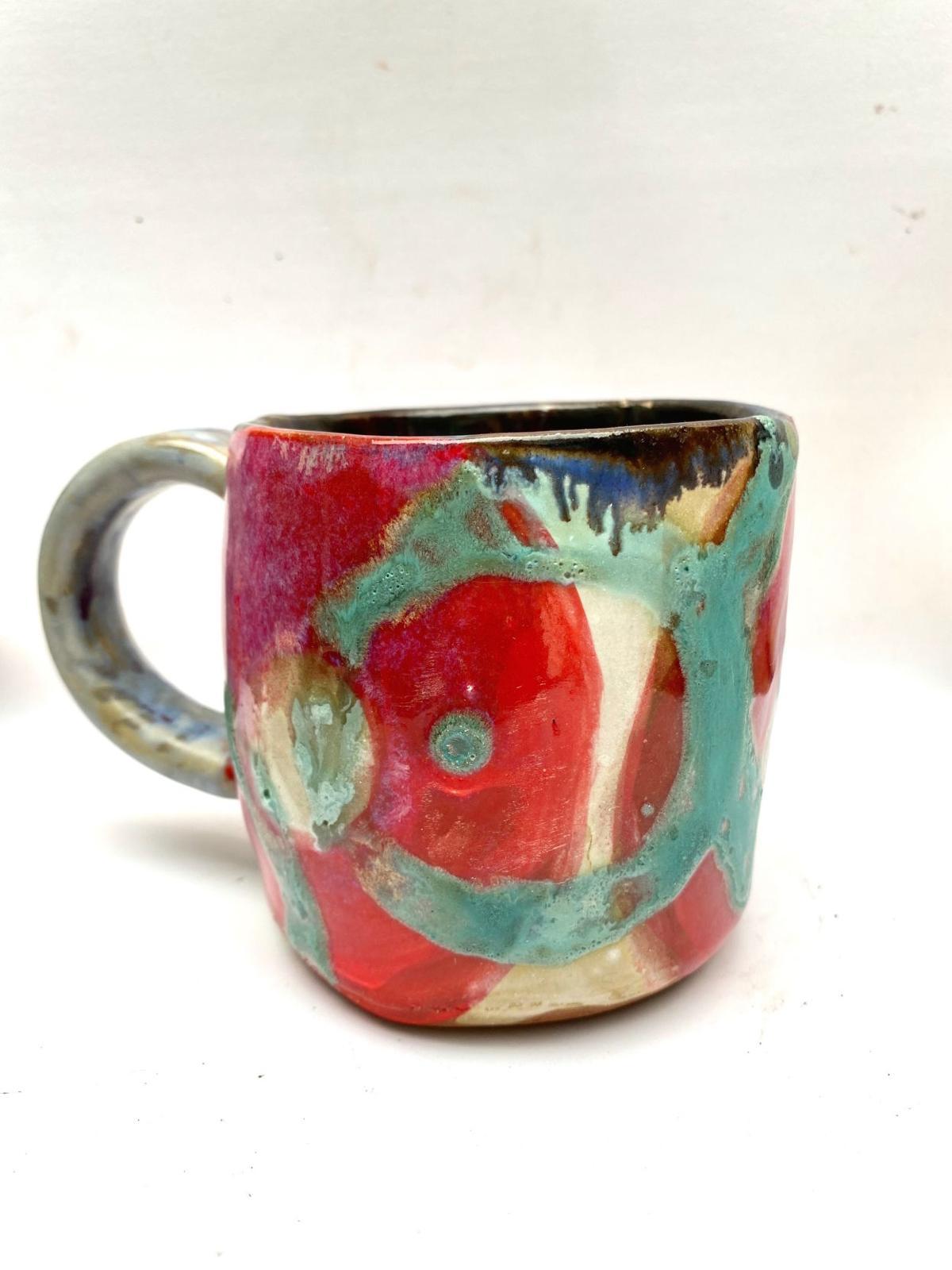 Kappa Horn cup
