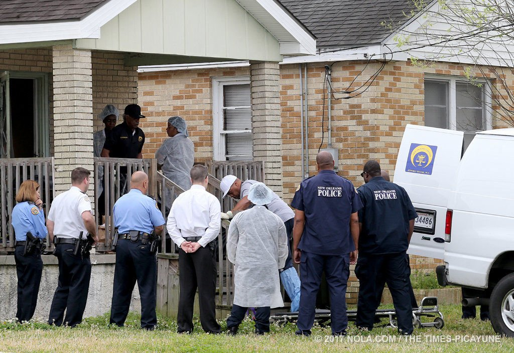 New Orleans sees recent dip in murders after spike in first half of 2017