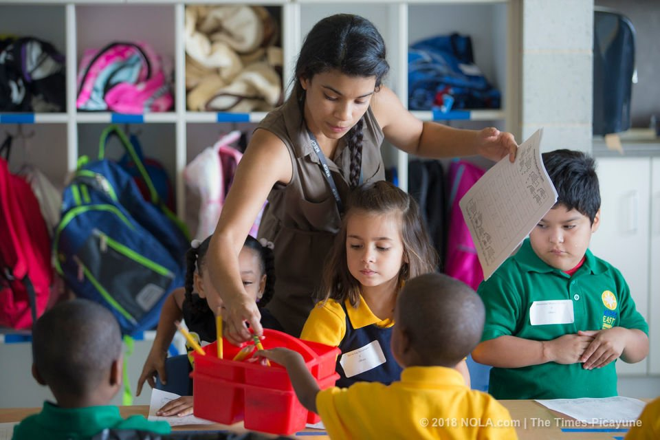 When does your child return to school in New Orleans? Search our database