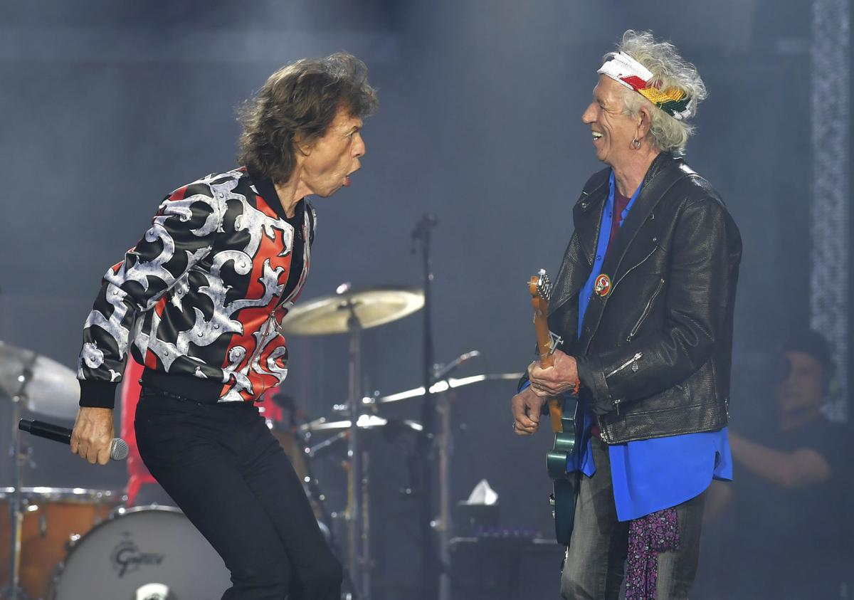 Rolling Stones guitarist amazed the band has achieved 'Louis Armstrong status' - report