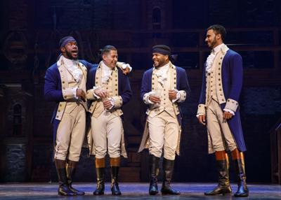 'Hamilton' is returning to New Orleans