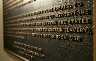 Texas agrees: Slavery main cause of the Civil War