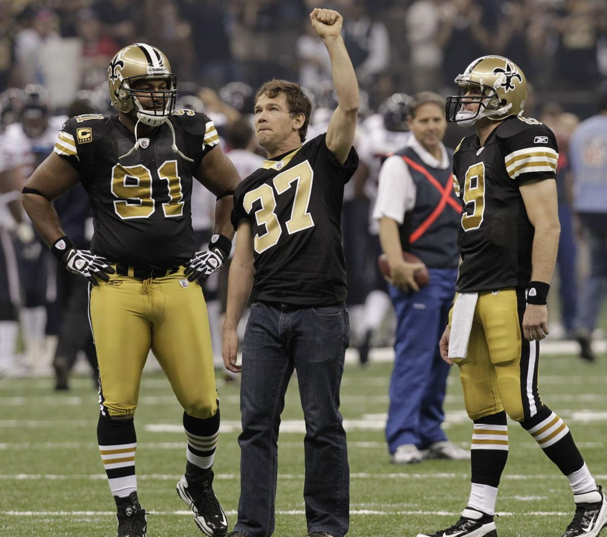 Steve Gleason to soon be another link between Saints, Loyola; Cam Jordan says he won't let D.E. challengers see field