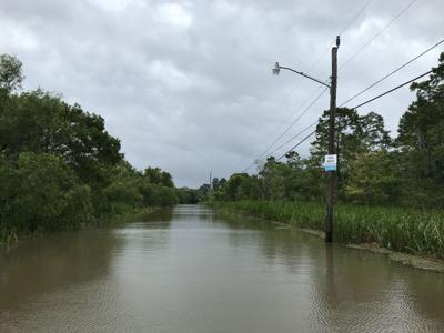 St. John the Baptist Parish flooding