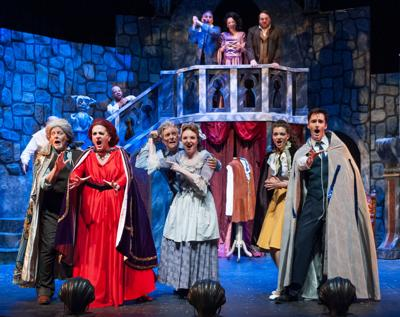 'How To Kill a Diva' is a fun-filled comedy at JPAS