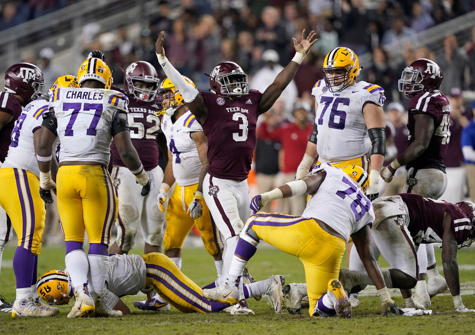 Was LSU jobbed by home cooking and poor officiating vs ...