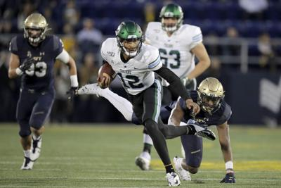 Tulane Navy Football