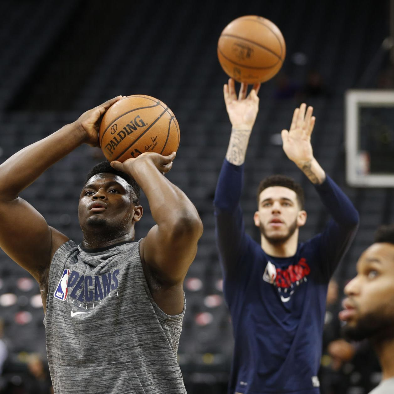 Zion Williamson S Nba Debut To Air On Espn After Network
