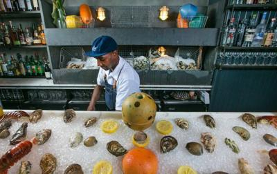 At Seaworthy, oysters now half-off during happy hour