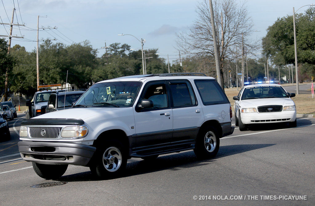 Tulane running back Dante Butler's stolen SUV recovered