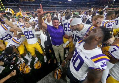 LSU gets commitment from 2020 California DT Jordan Berry