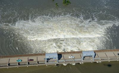 Corps plans to open Morganza Spillway on Sunday amid 'unprecedented' flood fight