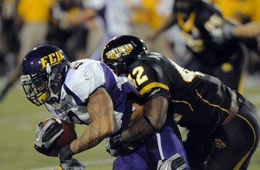 Former college players still latch on to pro football dreams at CFL tryout
