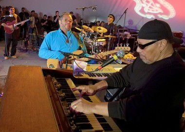 Art Neville, still rooted on Valence Street, looks to the future at 75