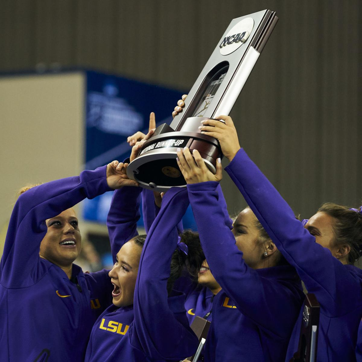 LSU senior gymnasts have 'nothing to regret' as careers conclude