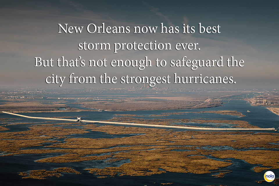 Fortified but still in peril, New Orleans braces for its future: Our Drowning Coast