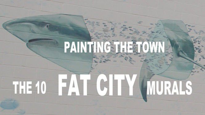 10 Fat City murals, painting the town in Metairie