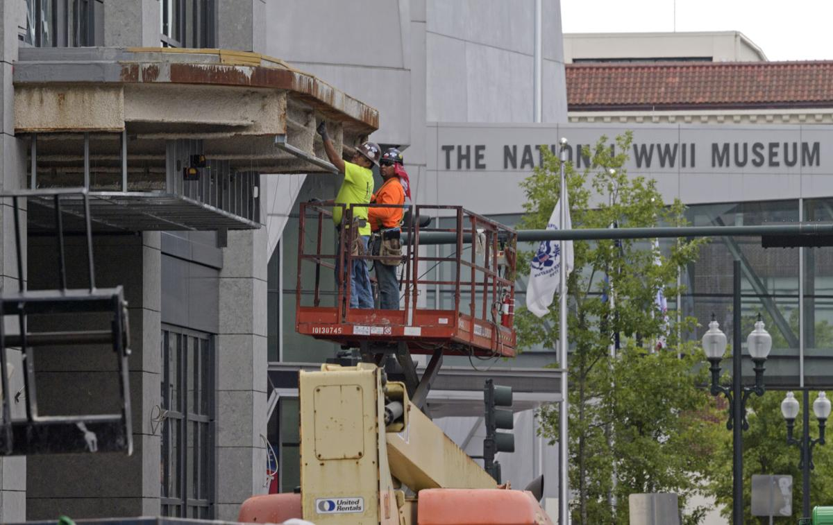 World War II Museum sues engineer over costly design