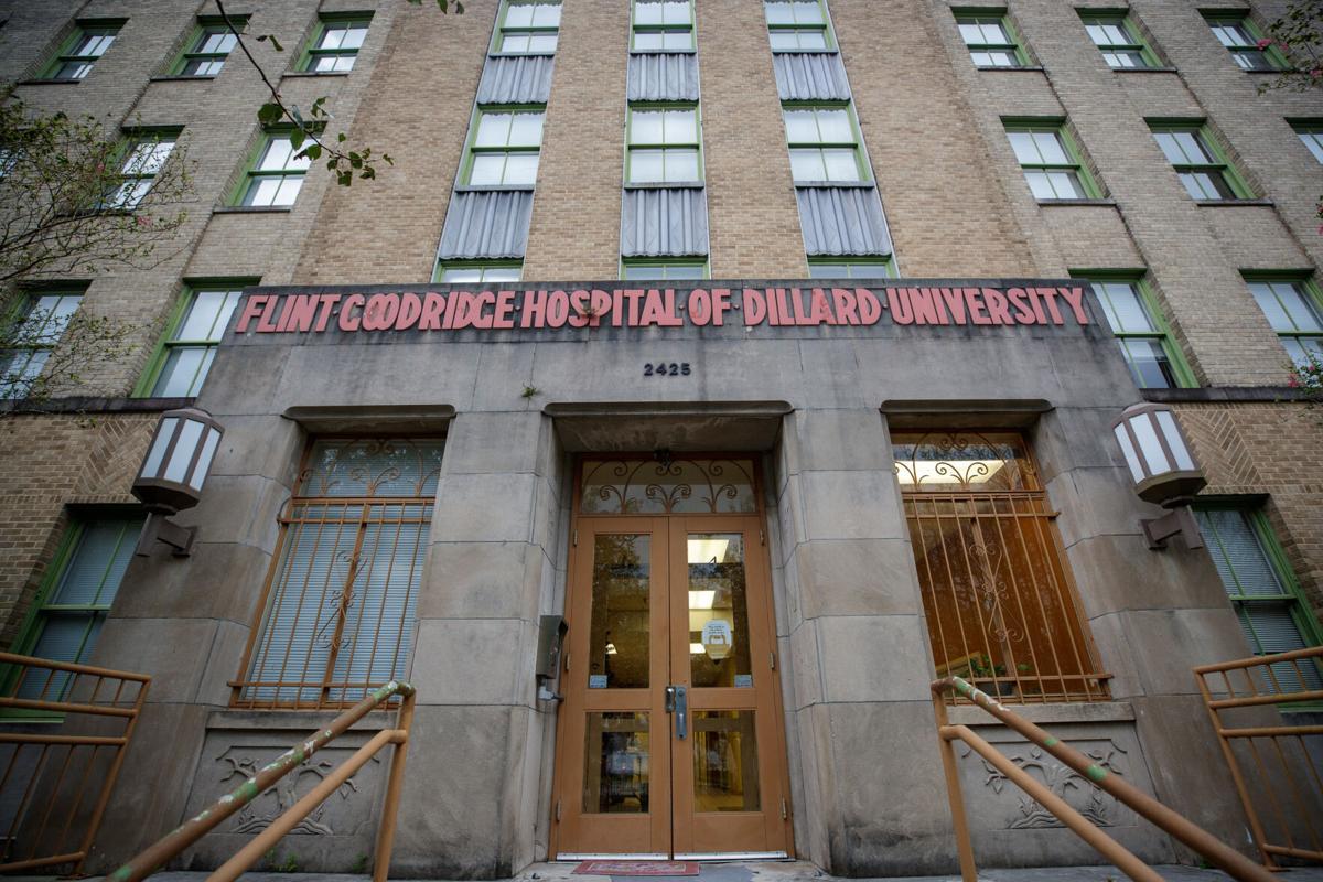Flint-Goodridge apartment building