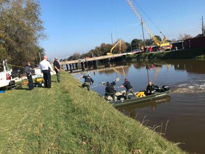 Kenner canal search