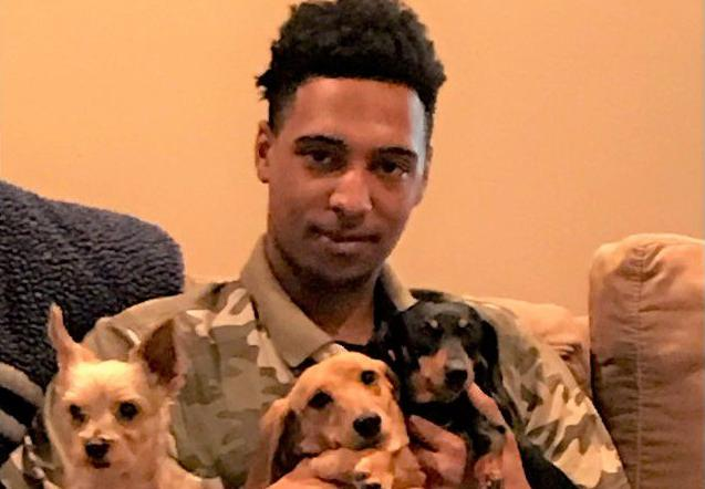 Robert Wells puppies