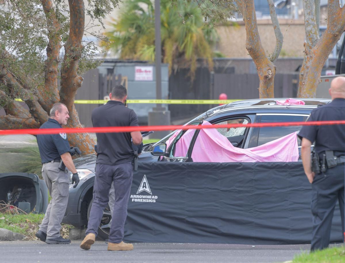 Metairie deputy shooting