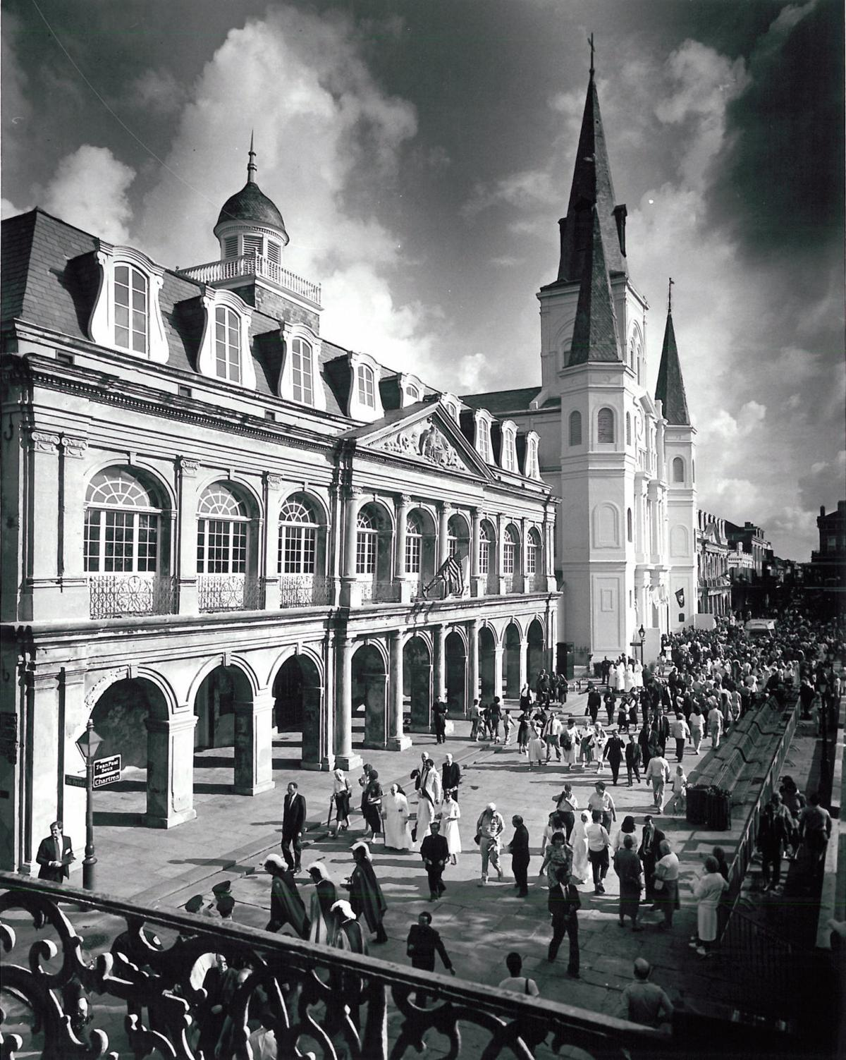 Cabildo, Presbytere to undergo $3.4 million in emergency repairs (copy)